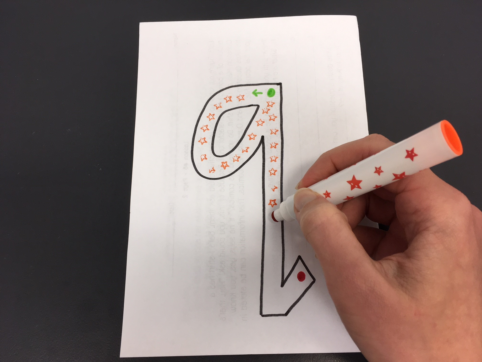 Developing Letter Formation For Handwriting 5 Fun
